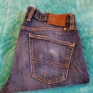 Lucky Brand 221 Original Boot Cut Mens Jean's